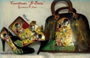 Coo07 Klimt, Il bacio