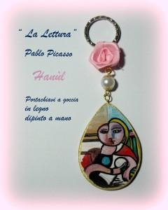 P02 La lettera, Pablo Picasso