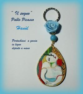 P04 Il sogno, Papblo Picasso