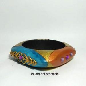 MUNA COD LMLBR04 bracciale squadrato dipinto a mano2