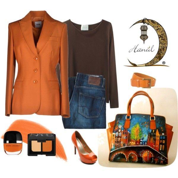 Outfits borsa dipinta TRIBUTO A LEONID AFREMOV