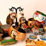 bijoux dipinti a mano 1